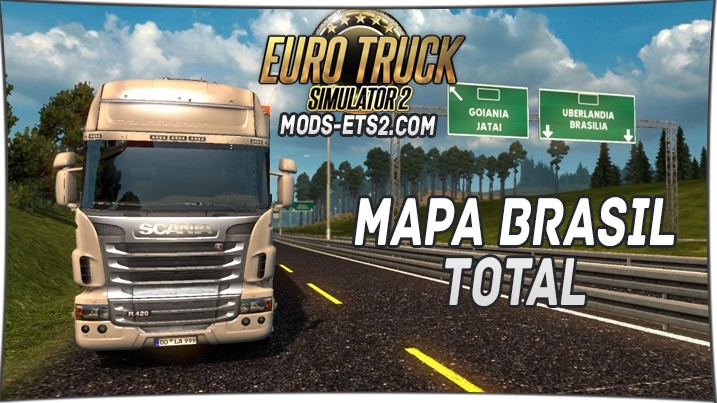Mapa Brasil Total 4.2 [TRUCK VERSION]