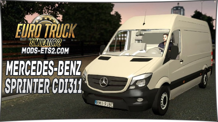 Mercedes-Benz Sprinter CDI311